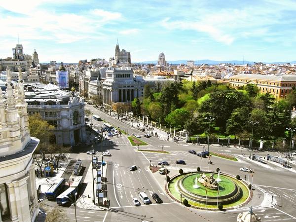 Städtereise Madrid Sehenswürdigkeiten
