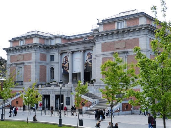 Stadtreise Madrid Sehenswürdigkeiten